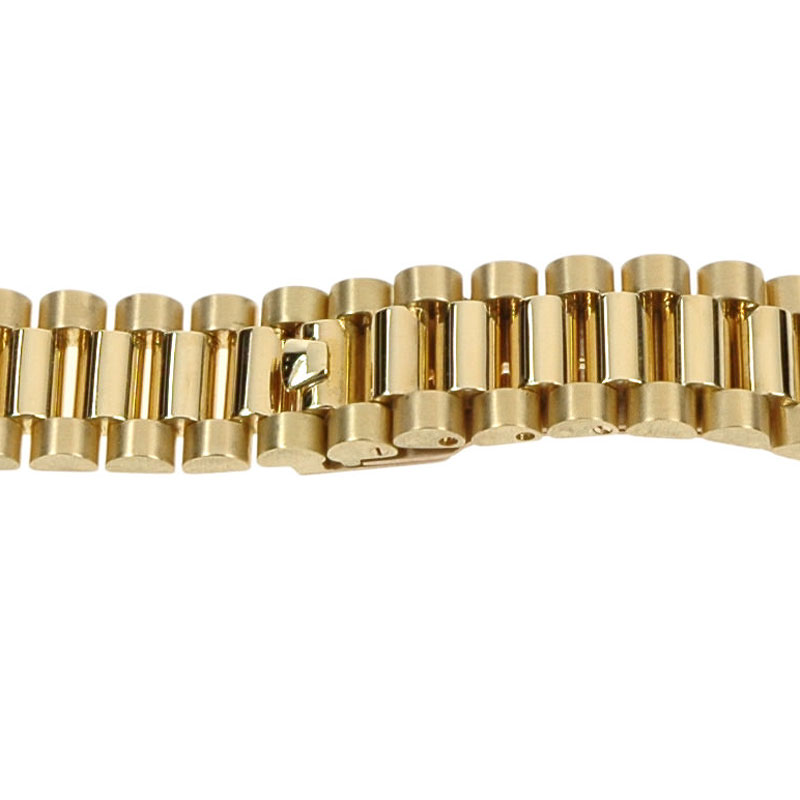 Midsize Rolex Yellow Gold Presidential Replacement Bracelet