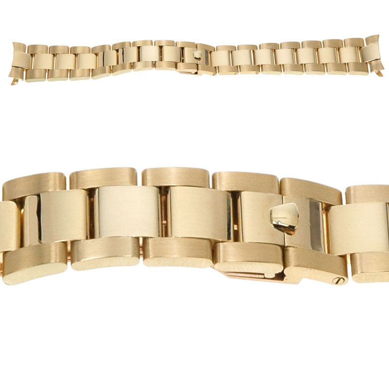 Rolex,type Oyster Gold Replacement Band, ,, RMO18K,PRES